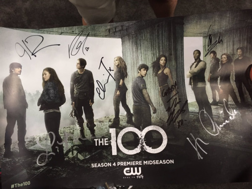 the 100 4 sezon geliyor