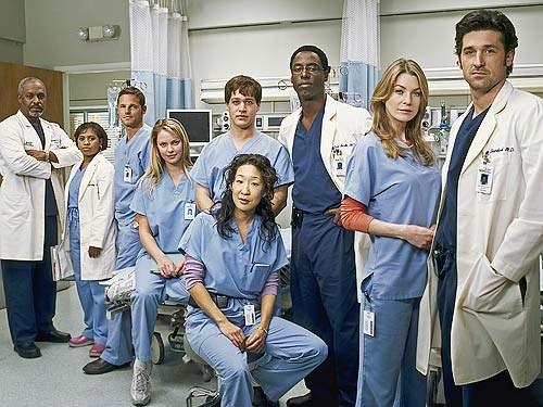 Grey's Anatomy dizi öneri