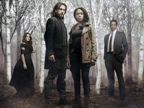 Sleepy Hollow Dizi Öneri