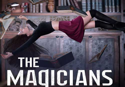 The Magicians Dizi Öneri