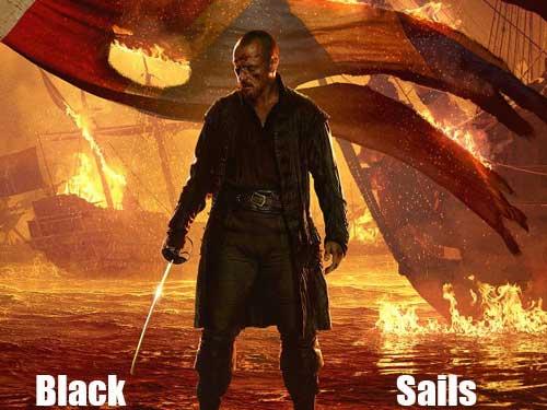 Black Sails Dizi Öneri