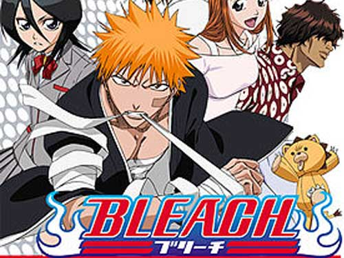 Bleach Anime Dizi