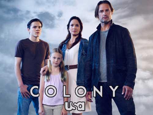 Colony Yabancı Dizi Öneri