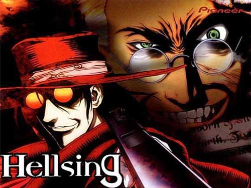 Helsing Anime Dizi Öneri