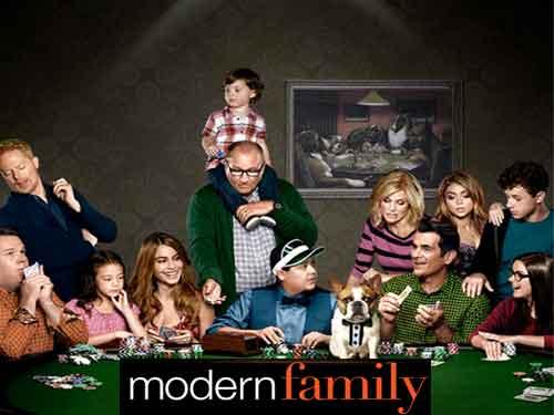 Modern Family Yabancı Dizi
