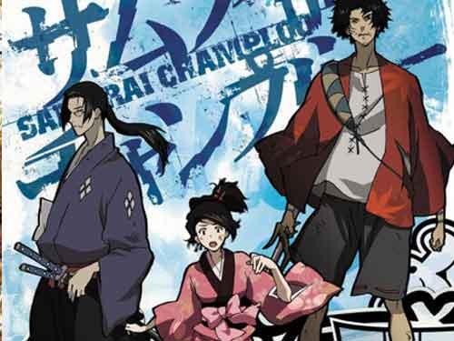 Samurai Champloo Anime Dizi