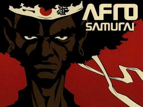 Afro Samurai Anime Dizi