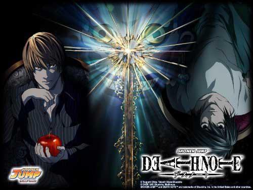 Death Note Anime Dizi Öneri