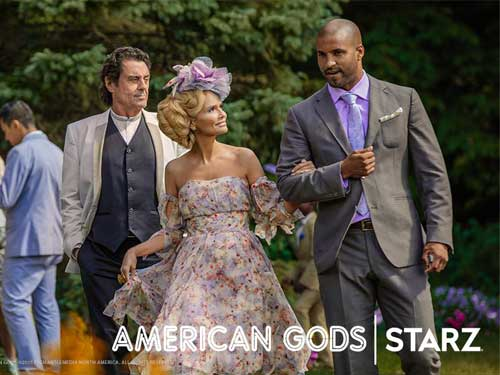 American Gods İlk Sezon Final
