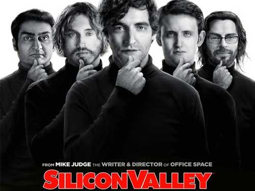 Dizi Öneri: Silicon Valley