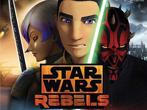 Star Wars rebels Anime Dizi