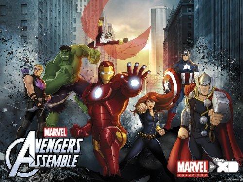 Avengers Assemble Dizi Öneri