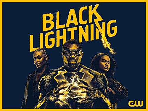 Black Lightning Dizi Öneri